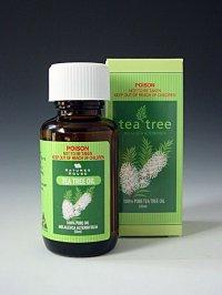 ティーツリーオイル【Tea Tree Oil】(50ml)